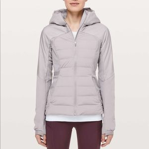 {lululemon} Down For It All Jacket Puffer Style